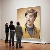 Photo effect - Art Gallery