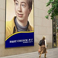 Photo effect - Billboard. Your best choice