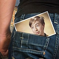 Photo effect - In the Pocket