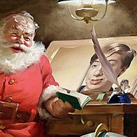 Photo effect - Santa's Book